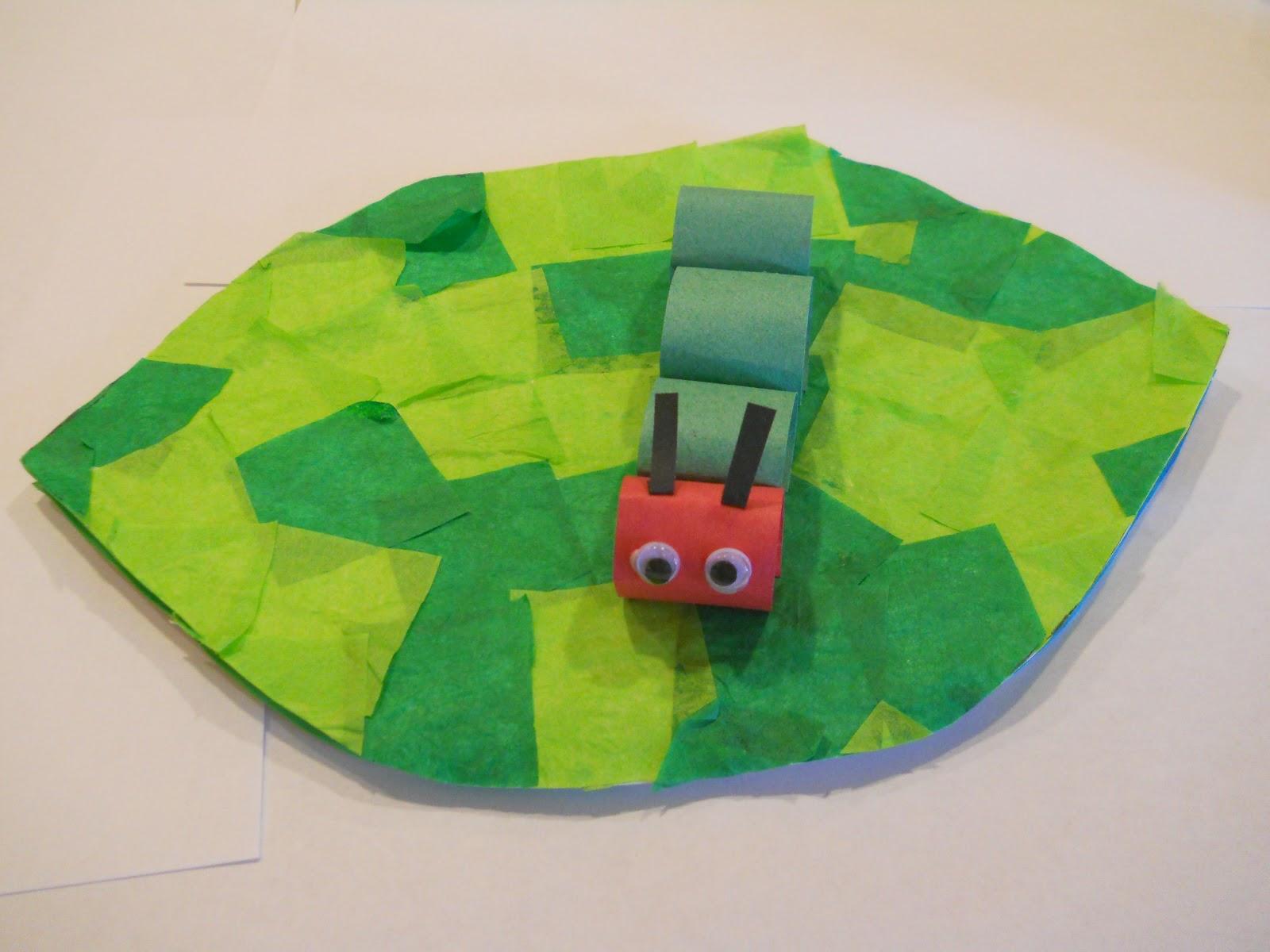 Mrs T S First Grade Class The Very Hungry Caterpillar Pop Up Book