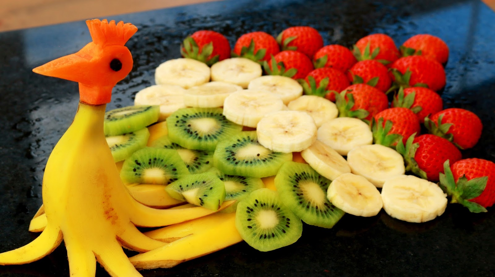 Amazing Fruit And Vegetable Wall Decor Photos - Wall Painting Ideas ...