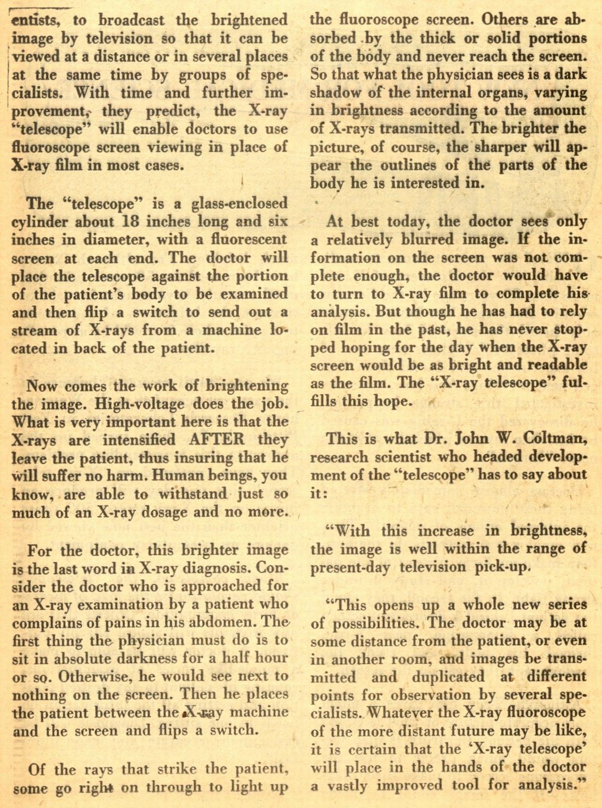 Read online Detective Comics (1937) comic -  Issue #170 - 36