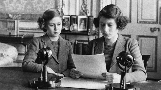 13 October 1940 worldwartwo.filminspector.com Princess Elizabeth Princess Margaret