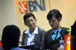 Ini Besaran Gaji Pegawai Bank BNI untuk S1 Fresh Graduate