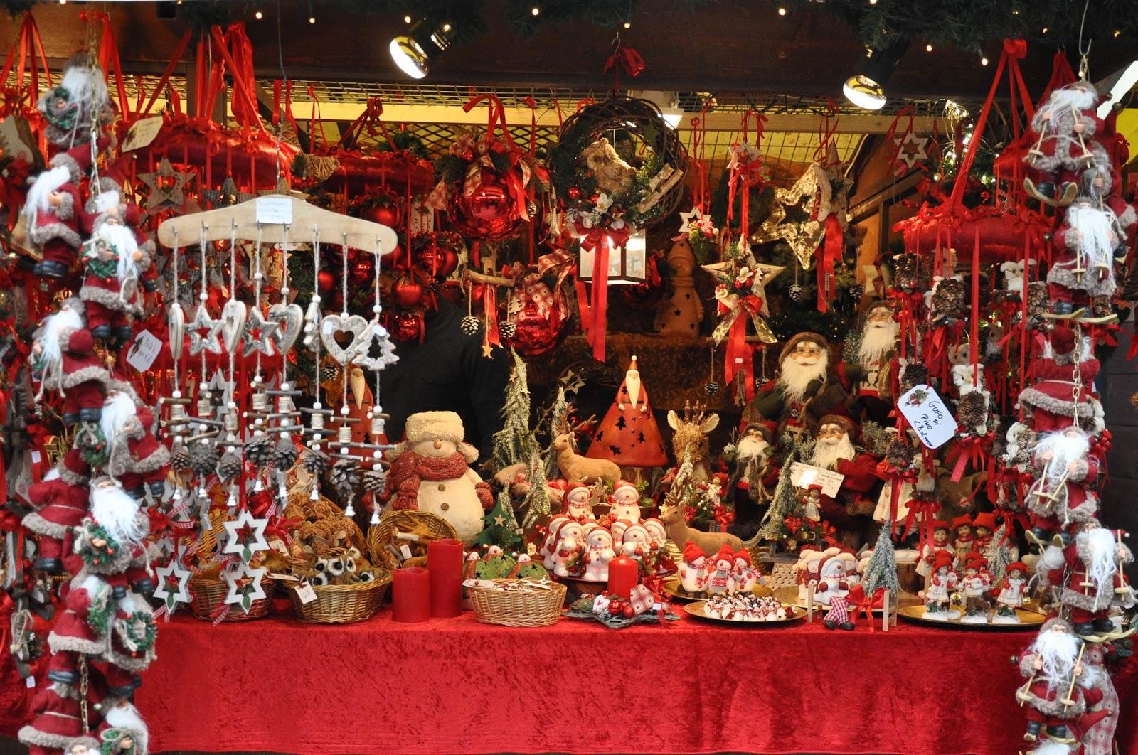 At the German Christmas market, Verona, Veneto, Italy