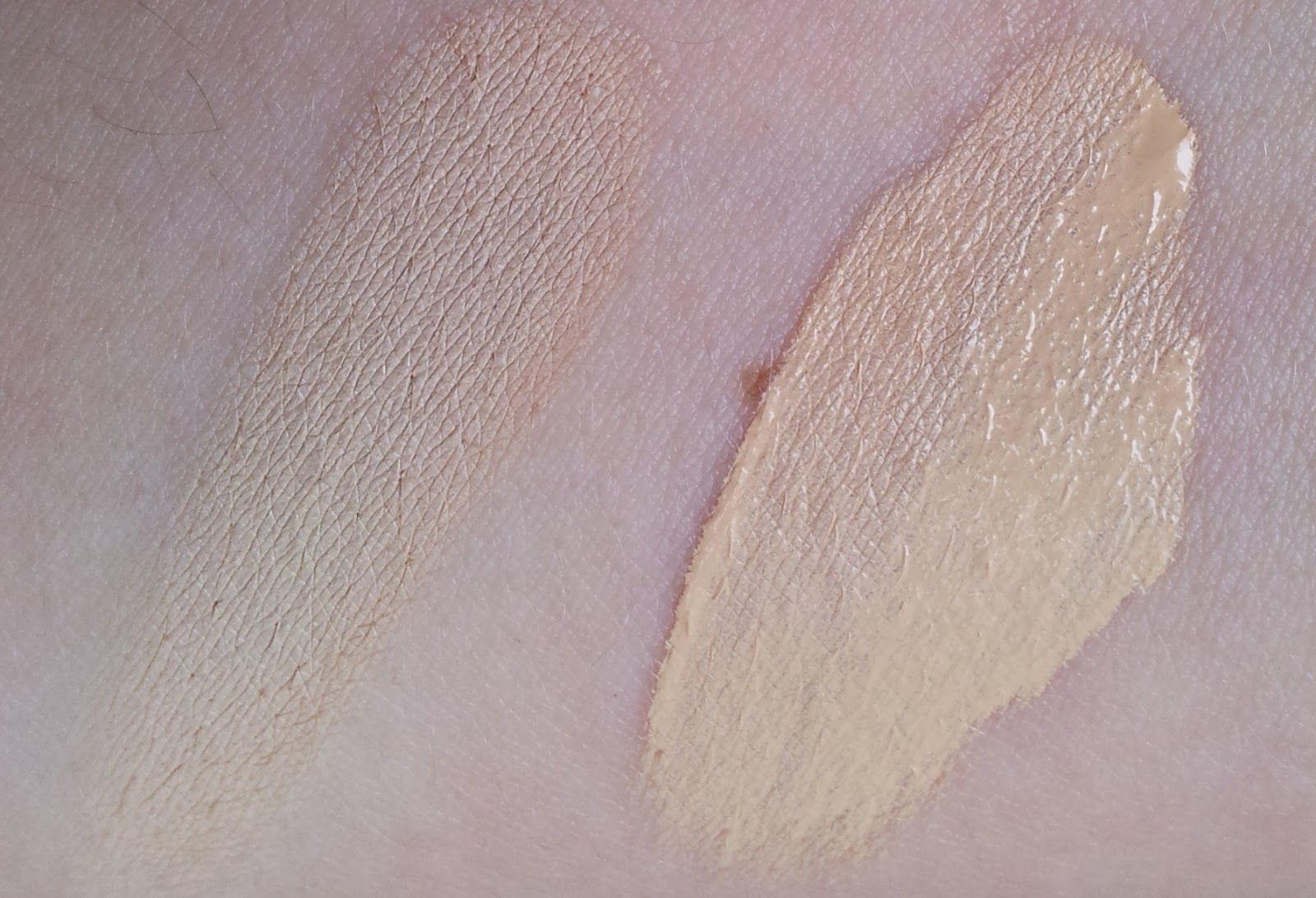 SWATCH L'Oréal: le correcteur perfect match / the concealer true match 2 vanille