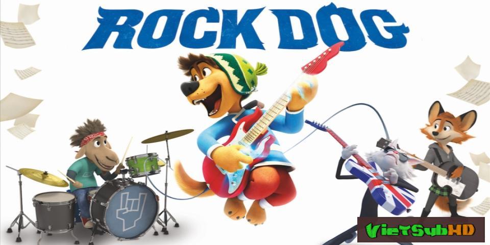 Phim Dao Cổn Tàng Ngao VietSub HD | Rock Dog 2016
