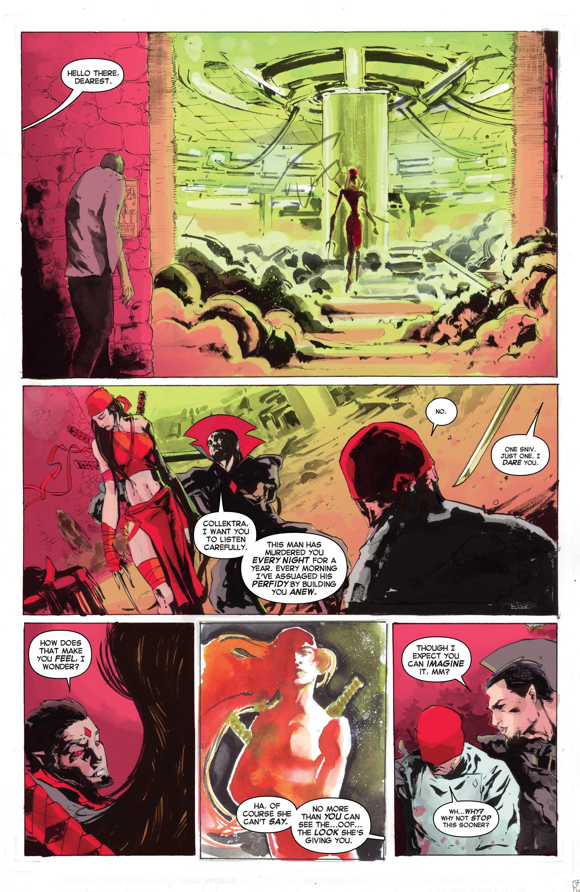 Read online Secret Wars Journal comic -  Issue #2 - 21