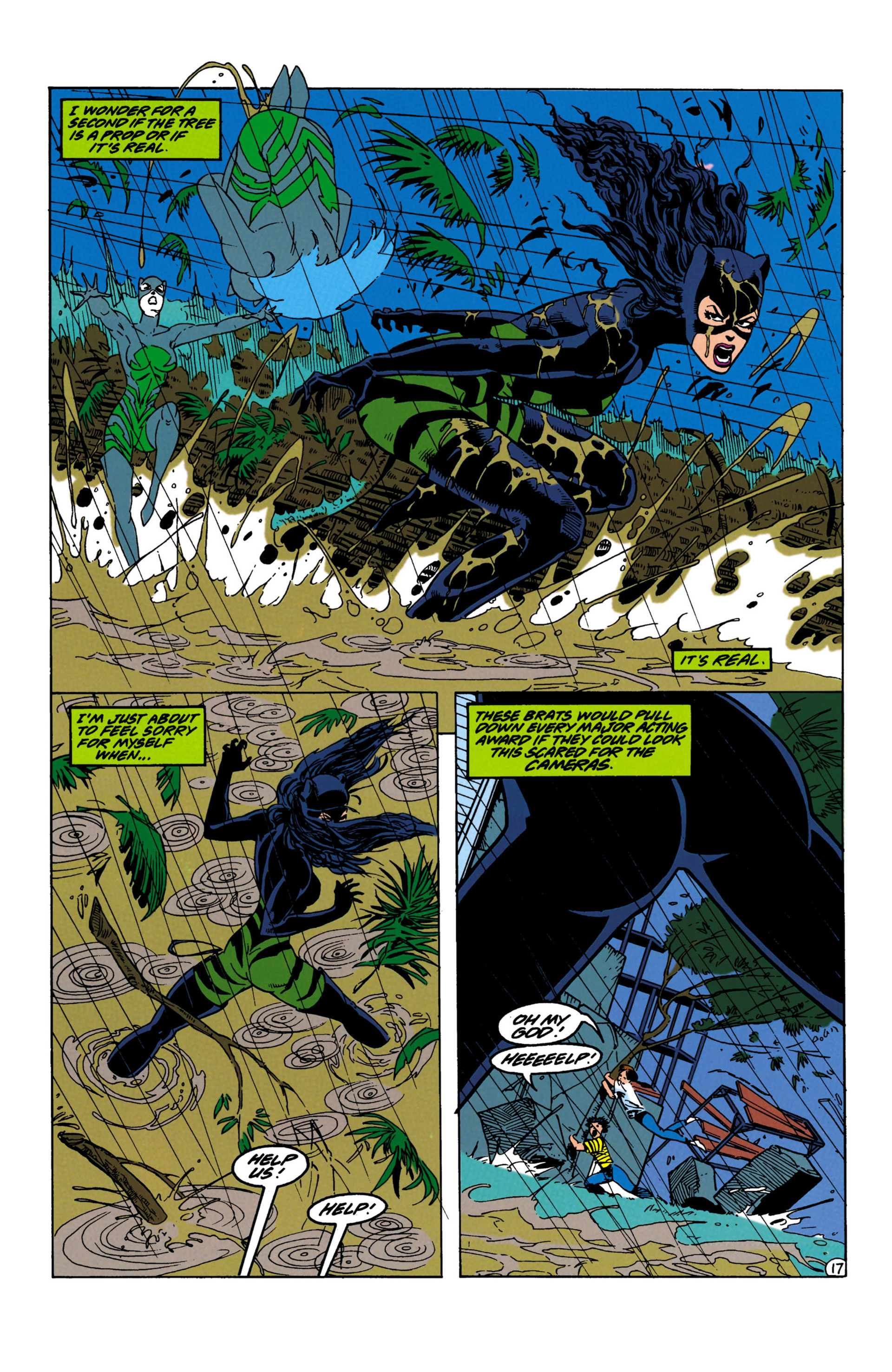 Catwoman (1993) Issue #20 #25 - English 17