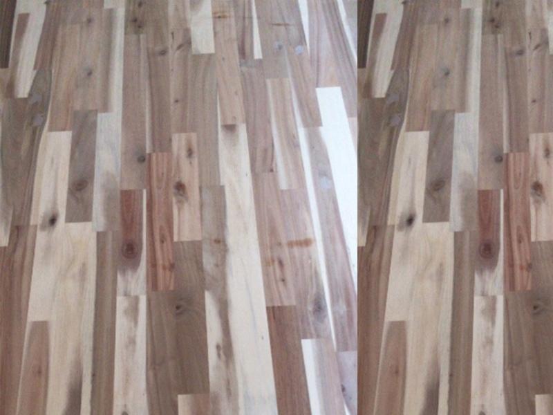 gỗ ghép tràm mặt C
