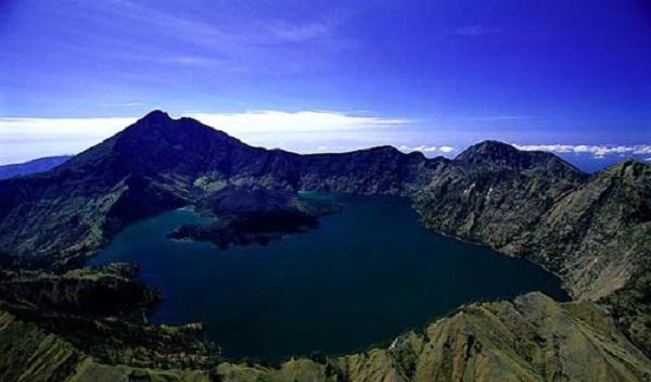 Berwisata di Taman Nasional Gunung Rinjani, Lombok