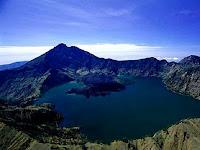 Taman Nasional Gunung Rinjani Pesona Lombok