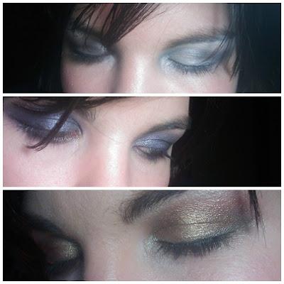 look ojos verdes
