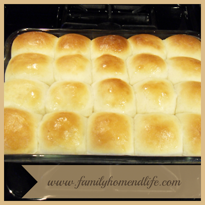 butter bun recipe
