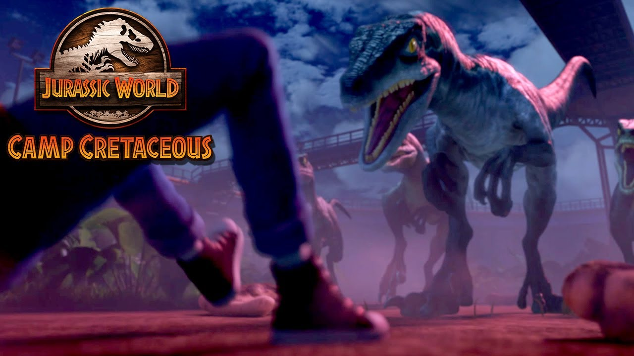 Jurassic World: Camp Cretaceous Trailer 3 Movierulz
