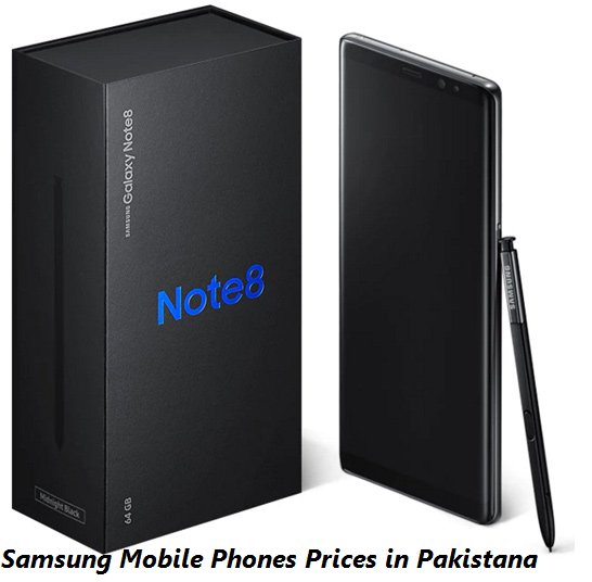 Samsung Mobile Phones Prices in Pakistana