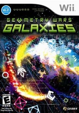Geometry%2BWars%2BGalaxies - Geometry Wars Galaxies Wii