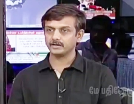 Thirumurugan Gandhi May 17 – Sathiyam Tv