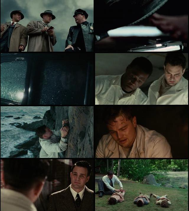 Shutter Island 2010 Dual Audio Hindi 480p BRRip