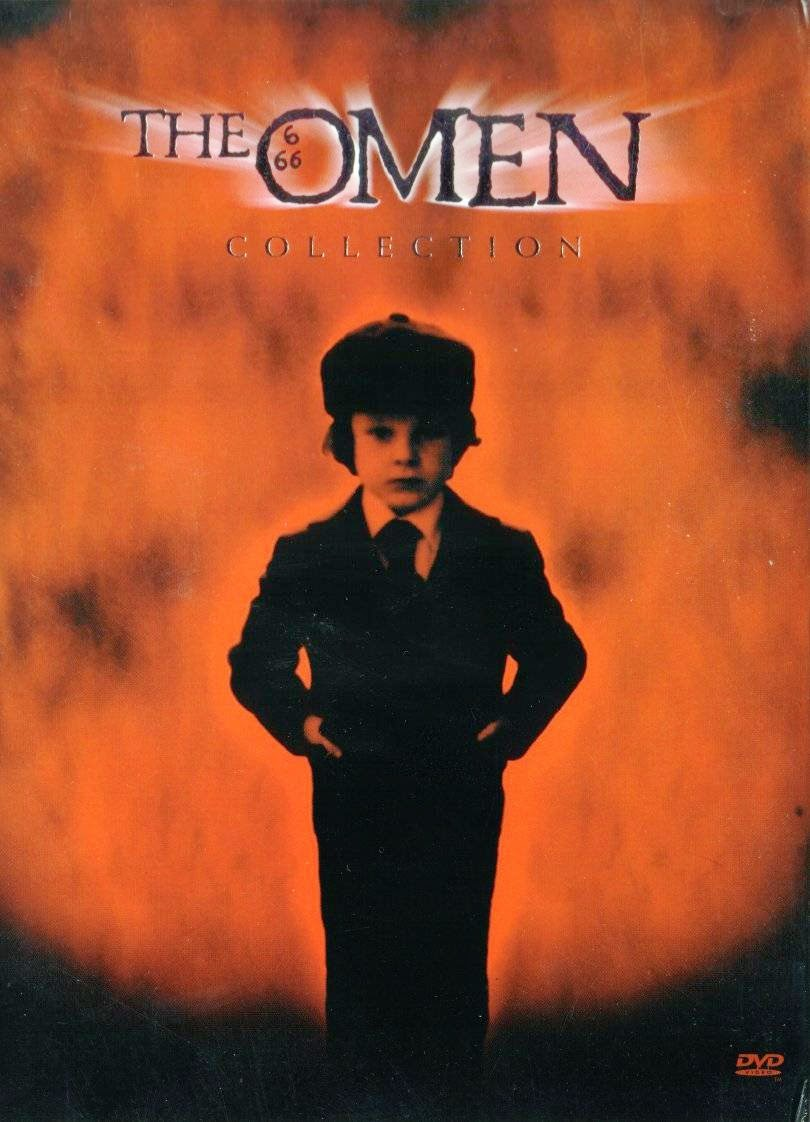 The Omen Collection (1976-1991) ταινιες online seires oipeirates greek subs