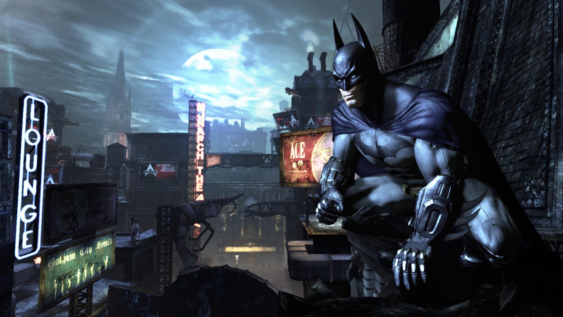 Batman Arkham City Wallpaper Arlequina: Wallpaper HD: Batman: Arkham City HD Wallpapers