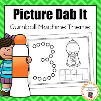 https://www.teacherspayteachers.com/Product/Gumball-Machine-Picture-Dab-It-2954510