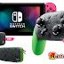 Veja em detalhes os acessorios tematicos de Splatoon 2 para Nintendo Switch