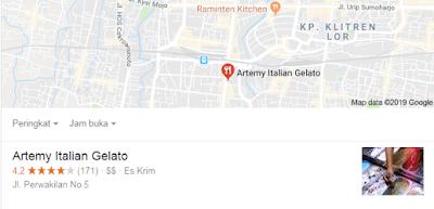 Artemy Italian Gelato