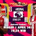 Agen Bola Terpercaya - Prediksi Arsenal vs Stoke City 1 April 2018
