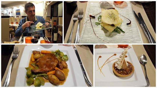 restaurante L'Hostellerie des Corbières