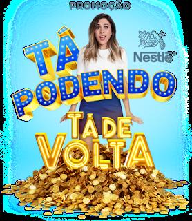 Promoção Tá Podendo Nestlé 2019