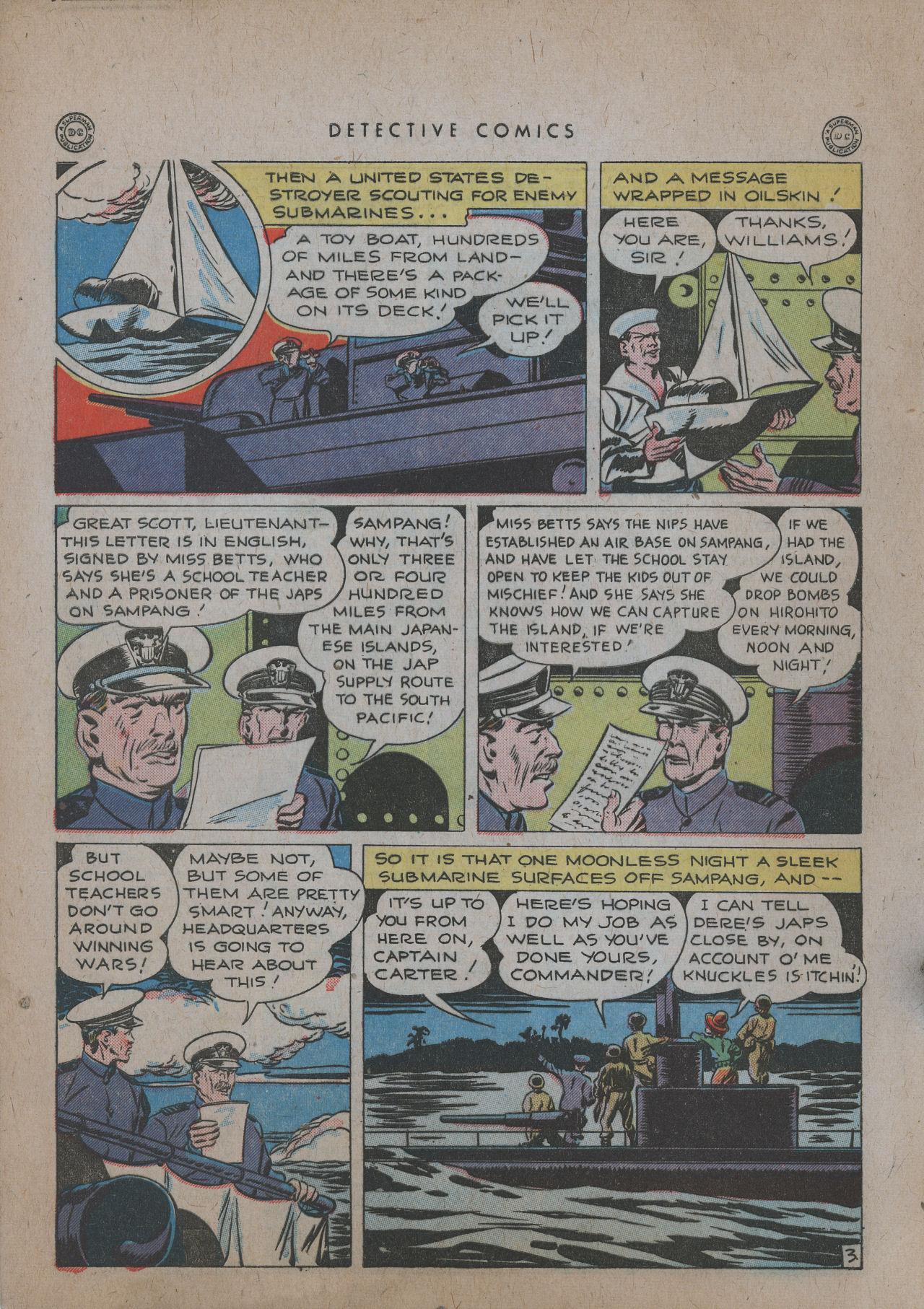 Read online Detective Comics (1937) comic -  Issue #101 - 42