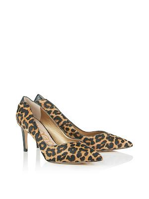 Sam Edelman Ornella Brahma Hair Court Shoes