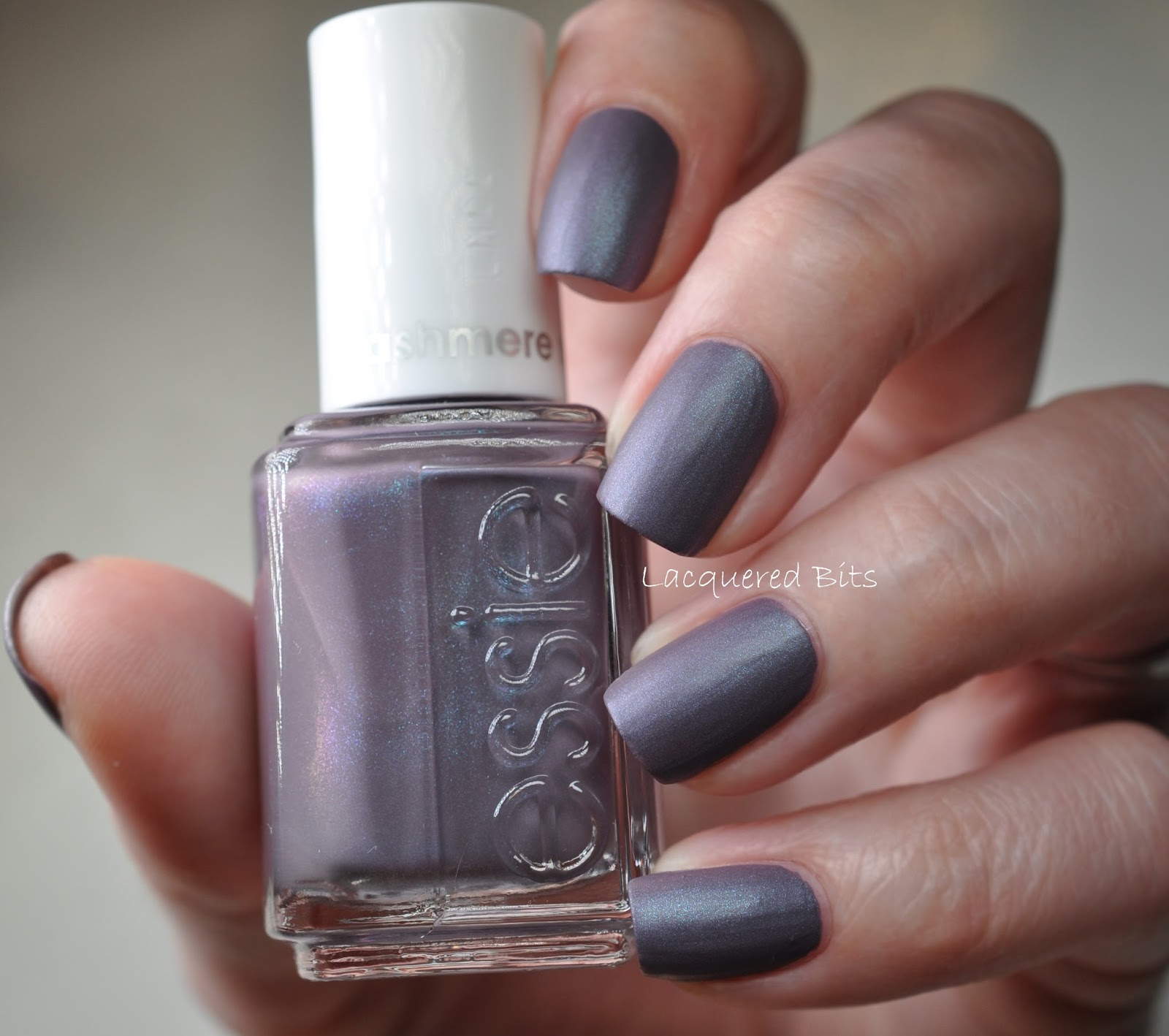 Essie Cashmere Matte Collection 2015 - Swatches & Review - Lacquered ...