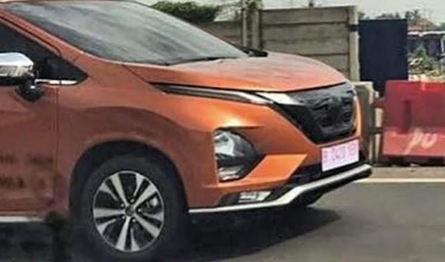 Penampakan Nissan Livina Xpander 2019
