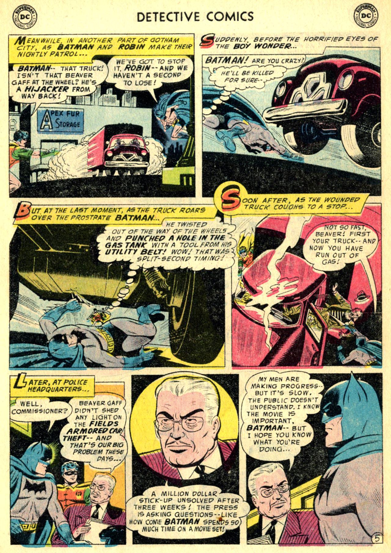Detective Comics (1937) 232 Page 6