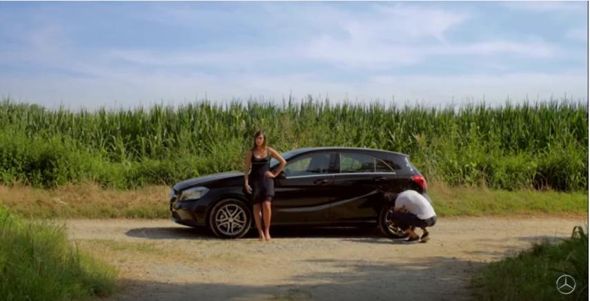 Canzone Pubblicità Mercedes Benz Mobilo Stories | Forare è umano Luglio 2016