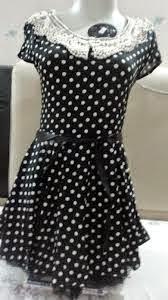 Model baju wanita polakdot terbaru 2014