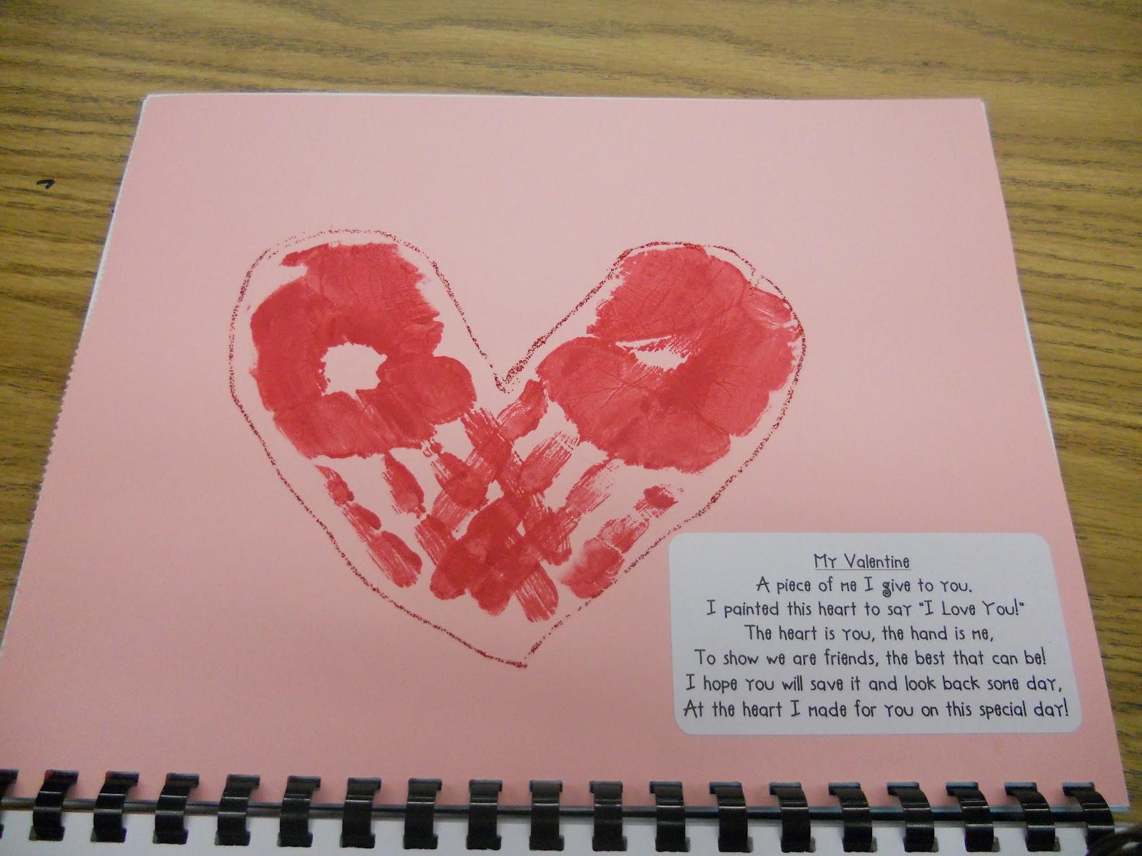 Valentine Crafts For Preschoolers To Make For Parents