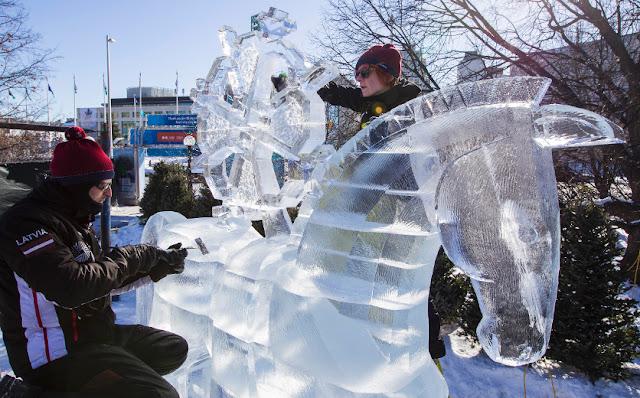 Winterlude em Ottawa