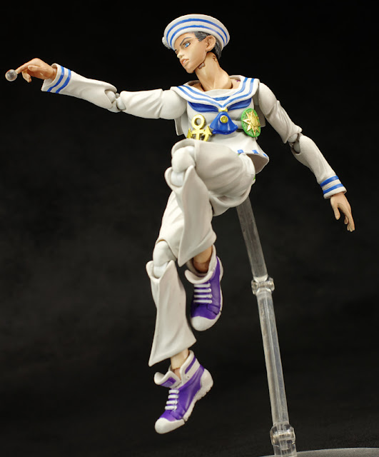Irsyad's Way: Super Action Statue Josuke Higashikata