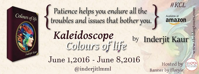 Blog Tour: Kaleidoscope-Colours of life by Inderjit Kaur