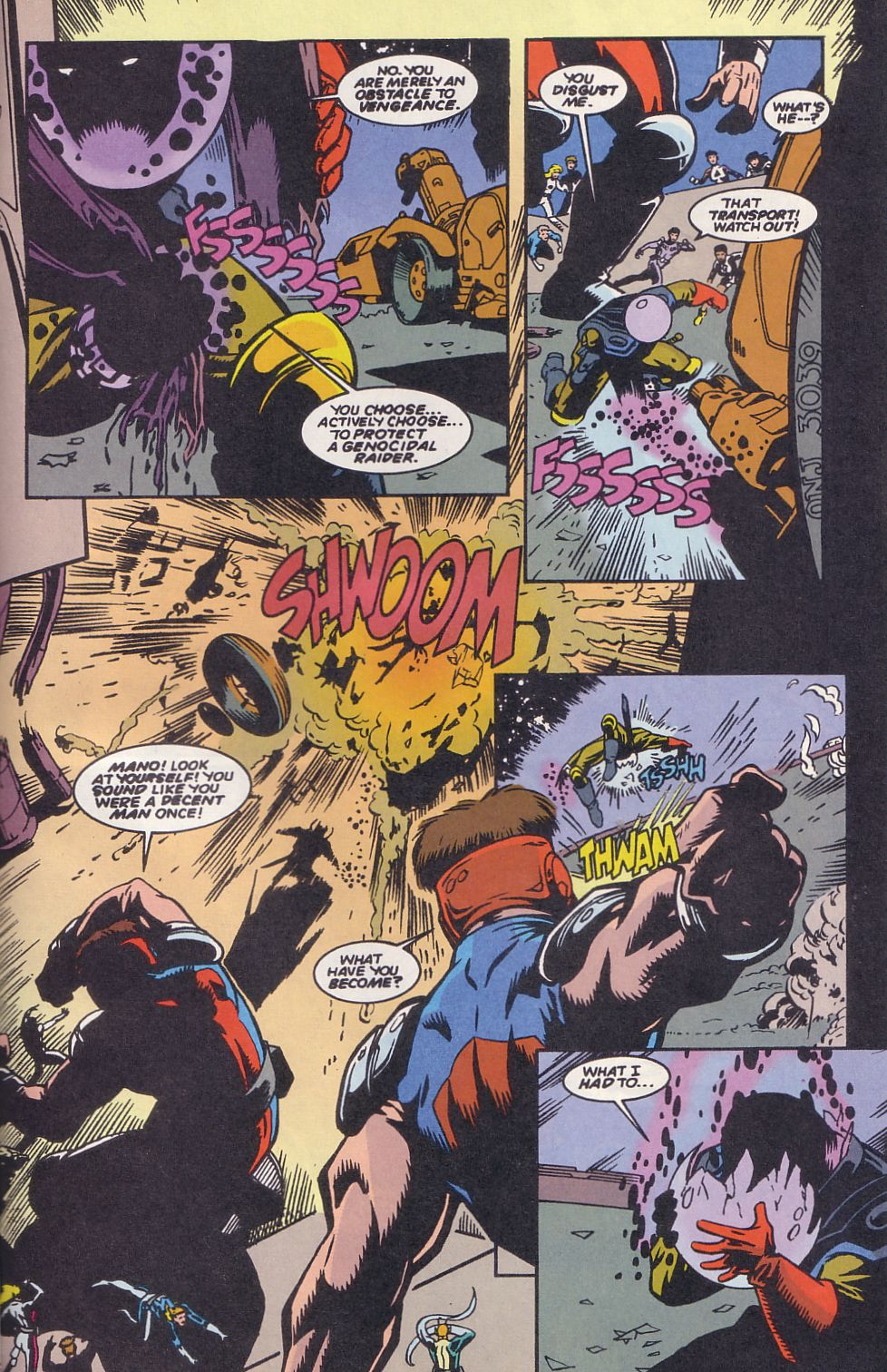 Legion of Super-Heroes (1989) 63 Page 23