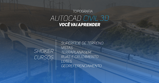 #AUTOCAD CIVIL 3D #CURSO