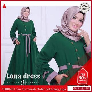 GMS117 FRN117G148 Gamis Balotelli Luna Dress I Dropship SK2136466757