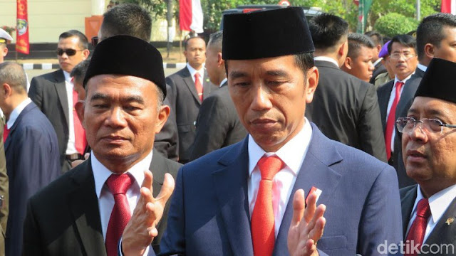 Jokowi: Saya Disebut Kriminalisasi Ulama, yang Mana?