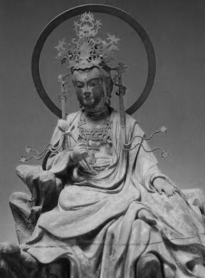 東慶寺水月観音