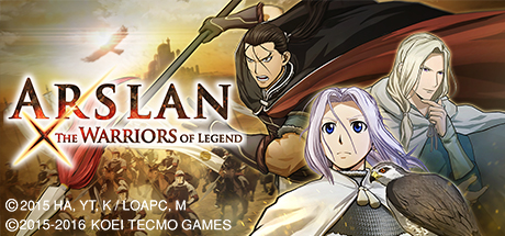 Arslan The Warriors of Legend Game Free Download for PC