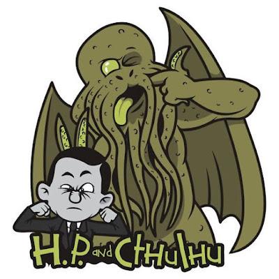 Meme de humor sobre Cthulhu