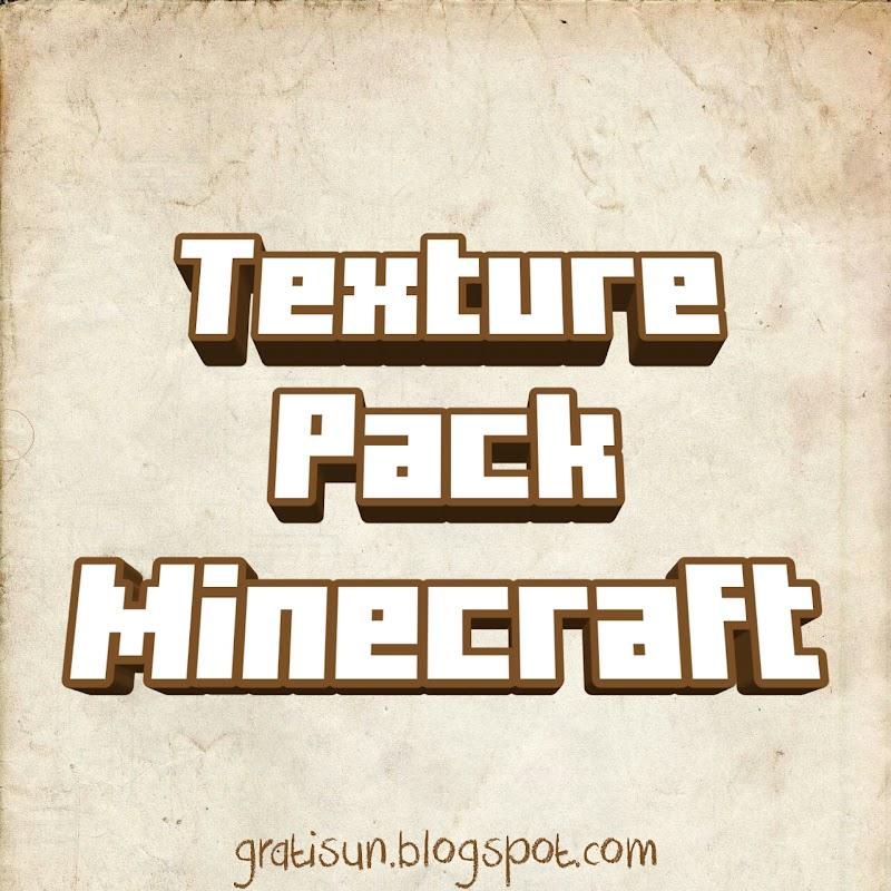 Texture pack Minecraft ; Tekstur Televisi Indonesia
