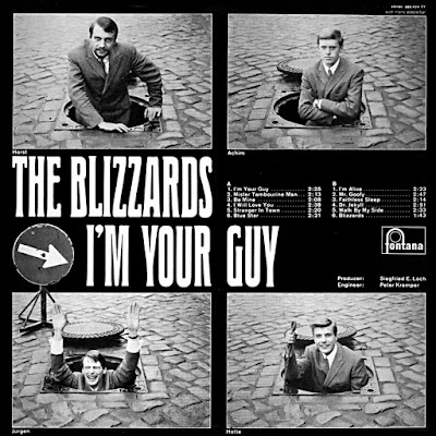 The Blizzards - I'm Your Guy (1965)