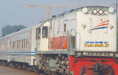 Kereta Api Jakarta Banjar