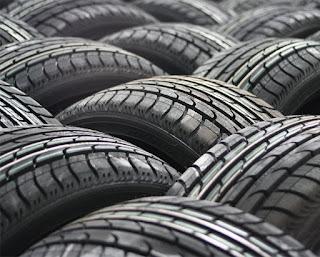 ¿Qué es la banda de rodadura de un neumático?